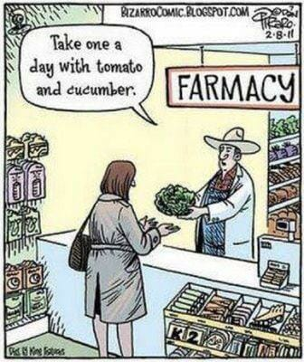 Farmacy cartoon