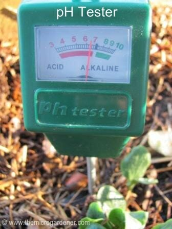 pH Testers are a low cost tool every gardener should use. | The Micro Gardener