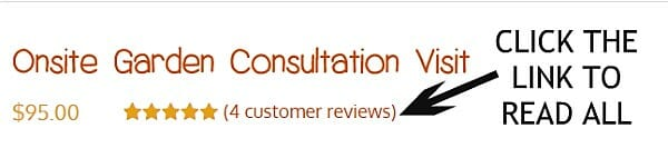 Click the link beside the star rating to read all customer product reviews