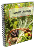 Garden Journal Planner & Workbook