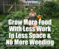 Straw Bale Gardening Grow more food with less work